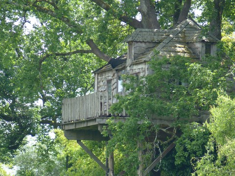 B Amp B Manor And Treehouse Bergerac Dordogne Perigord South
